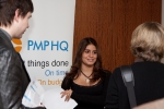 PMP HQ Online Project Managament Software showcase at Mass Innovation Nights